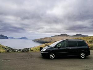 A ještě jedna z Faerských ostrovů.